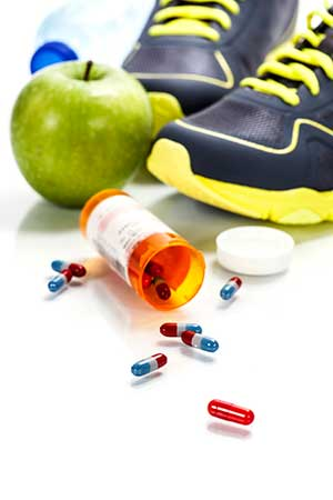 runners and pills