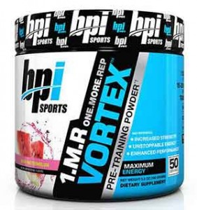 BPI Sports 1.M.R Vortex – Pre-Workout Review