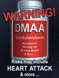 DMAA dangers