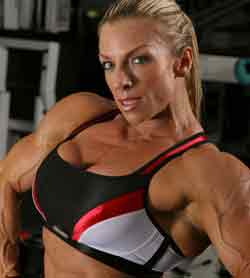 Debi Laszewski bodybuilder