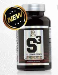 Gifted Nutrition – S3 Testosterone Booster Review