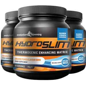 HydroSlim – Fat Burner Pre Workout – Best Fat Melter Out There?