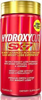 Hydroxycut SX-7 non stim