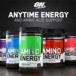 Optimum Nutrition – Essential AMINO ENERGY (Amin.o.) – Review
