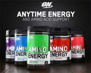 Optimum Nutrition – Essential AMINO ENERGY (Amin.o.) – Review