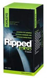 Ripped Black Fat Burner Review