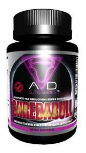 Shredabull new bottle