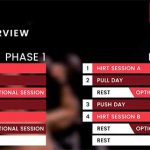 Boss Shred – Boss Workouts – Top Cutting Bodybuilding 12 Week Program