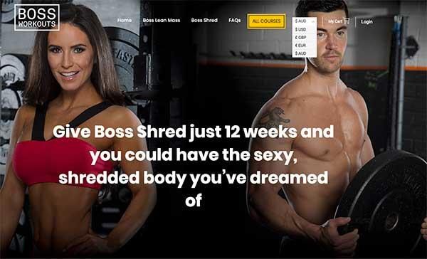 Boss Shred Jason Sani