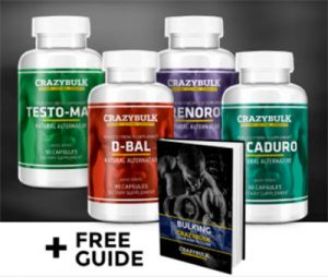 CrazyBulk Stacks – Bulk and Cut