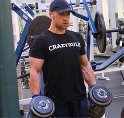 Crazybulk User with Weights