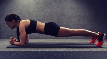 The 5 Pillars of Total Body Strength Part 5: THE CORE