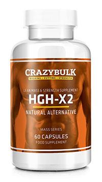 HGH X2 Somatropinne