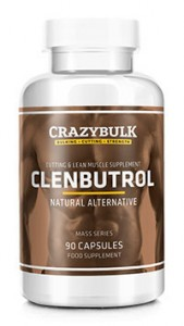 Clenbutrol – Fat-Burner by CrazyBulk