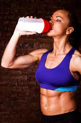 gym shake