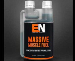 Massive Muscle Fuel – Elemental Nutrition Australia – Review