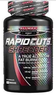 Allmax Rapidcuts Shredded