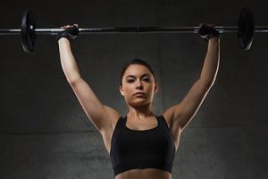 The 5 Pillars of Total Strength  Part 3: MILITARY PRESS