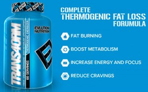 Trans4orm Review – Evlution Nutrition