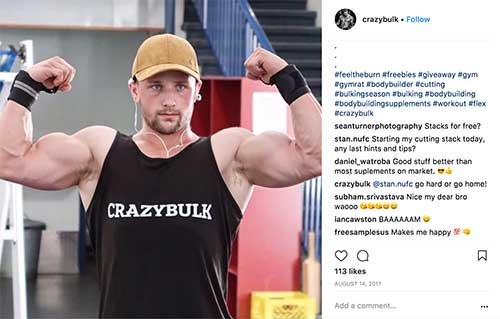 Crazybulk Muscles