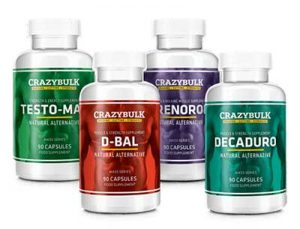 Crazybulk D-Bal – Legal Dianabol – DBol Review