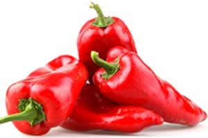 Chilli peppers great fat burner