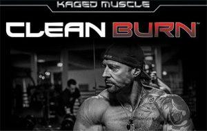 Clean Burn – Kaged Muscle (Kris Gethin) Fat Burner Review
