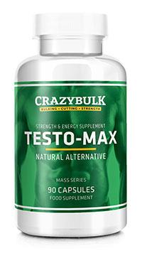 crazybulk testo max