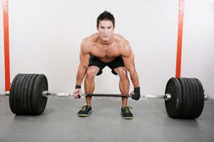 Deadlift Start Position