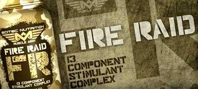 Fire Raid Scitec