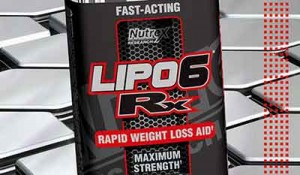 Lipo 6 Rx by Nutrex Research – A Review