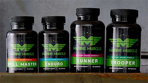 Bulking Stack from Marine Muscle