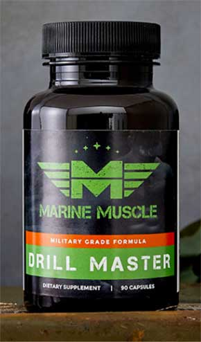 Drill Master bottle