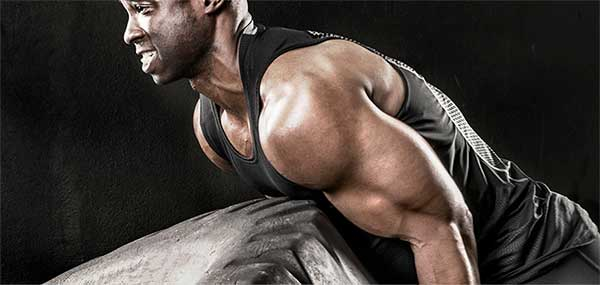 Marine Muscle Exercise