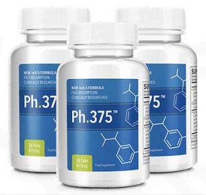 Ph.375 Fat Burner – Appetite Suppressant – Review – Side Effects – Free Bonuses – Feedback
