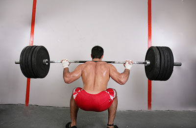 Big Squat Deep