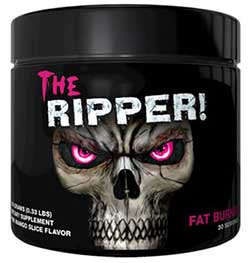Cobra Labs The Ripper Review Pre-Workout