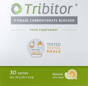 Tribitor Box Sachets
